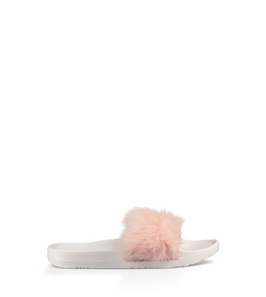 UGG Royale Womens Sandals Baby Pink 6