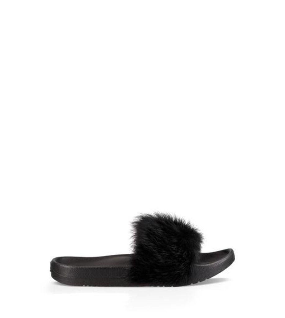 UGG Royale Womens Sandals Black 9
