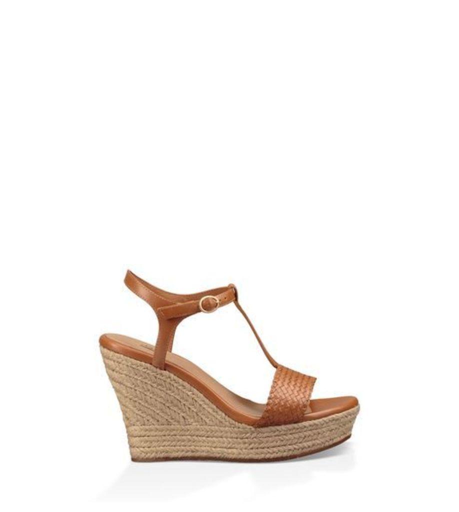 UGG Fitchie Ii Womens Sandals Chestnut 10