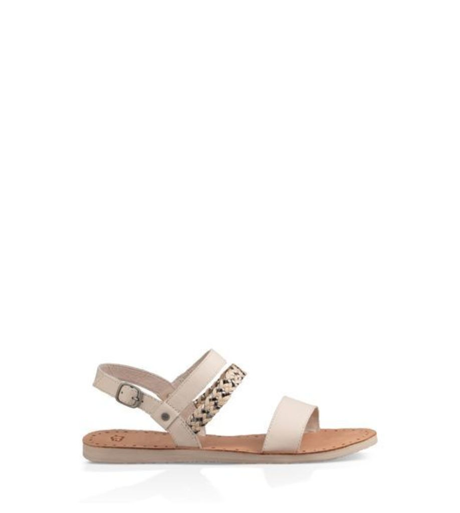 UGG Elin Womens Sandals Canvas 8