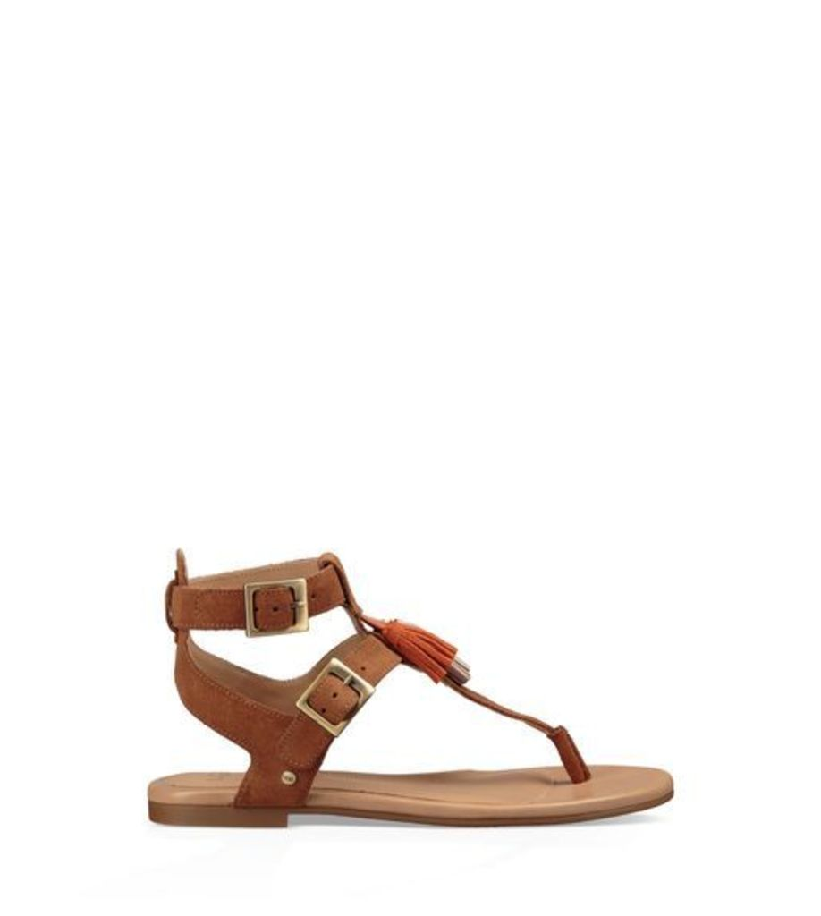 UGG Lecia Womens Sandals Chestnut 8