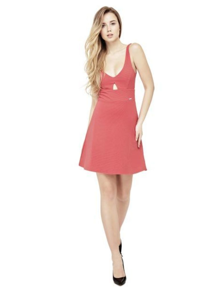 Guess Dress With Opening On The Front
