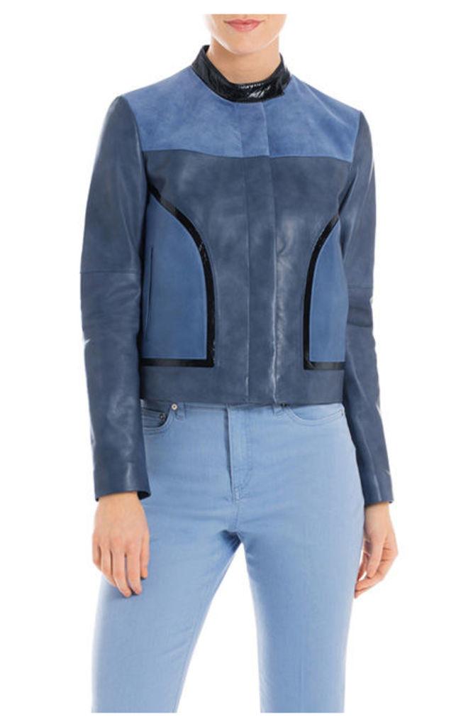 ESCADA SPORT Jacket Lapatch Blue