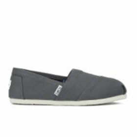 TOMS Women's Core Classics Slip-On Pumps - Ash - UK 3/US 5