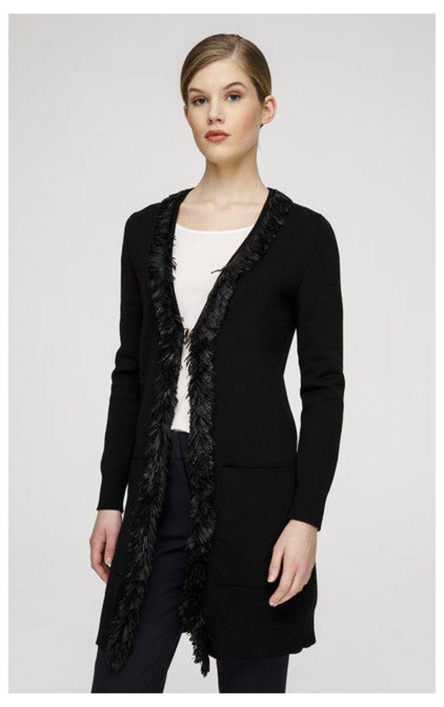 ESCADA Coat Safrin Black