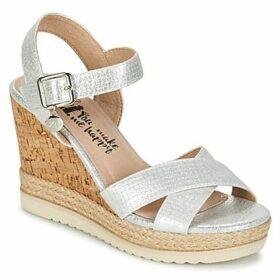 Xti  DALOU  women's Sandals in Silver