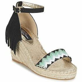 Replay  CHATE  women's Sandals in Black