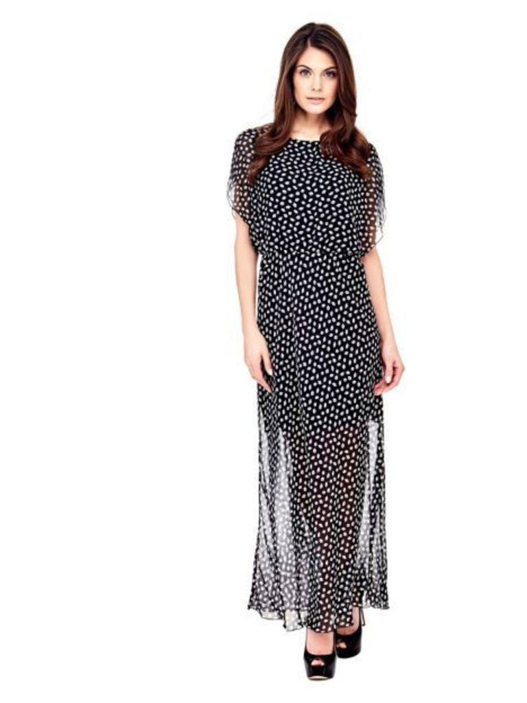 Guess Kiss Pattern Loose Dress