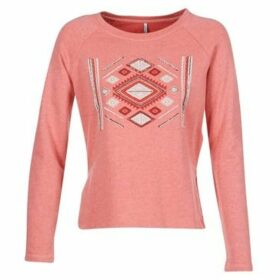 Only  MONICA  women's Sweatshirt in Pink