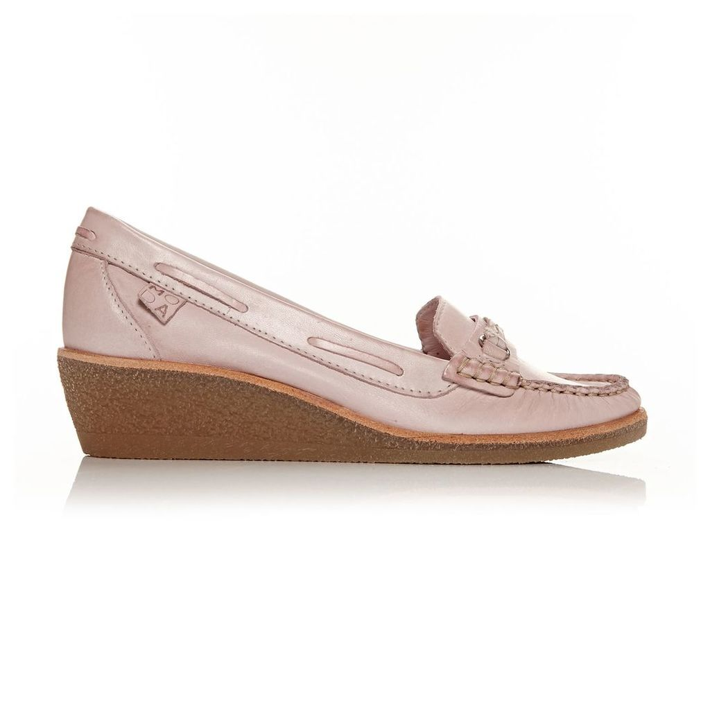 Moda in Pelle Galea Light Pink Low Casual Shoes