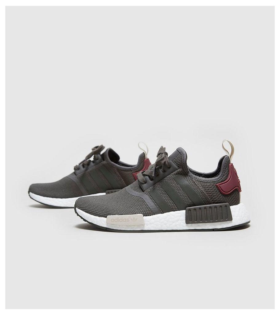 adidas Originals NMD_ R1 Women's, Grey/Maroon