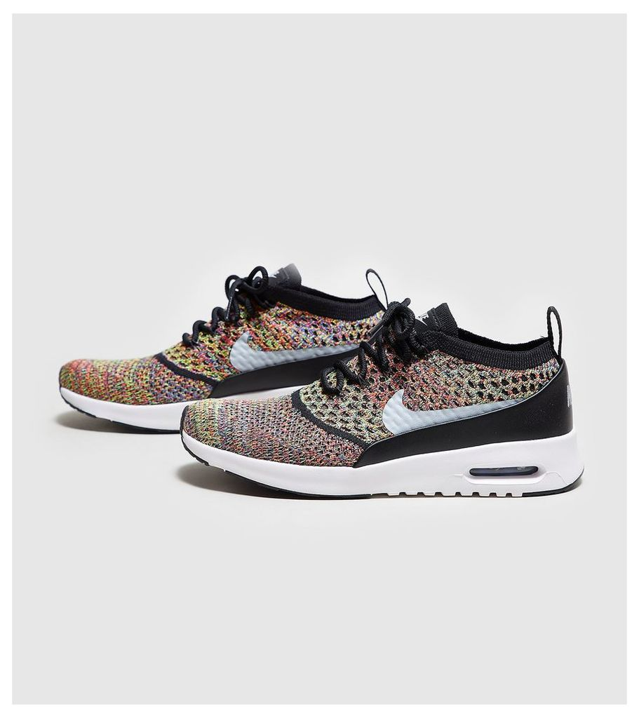 Nike Air Max Thea Flyknit Women's, Bright Crimson/Grey