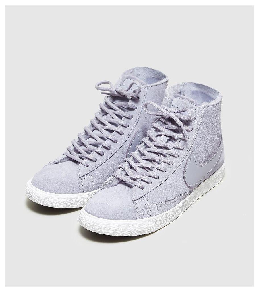 Nike Blazer Mid Premium Women's, Purple
