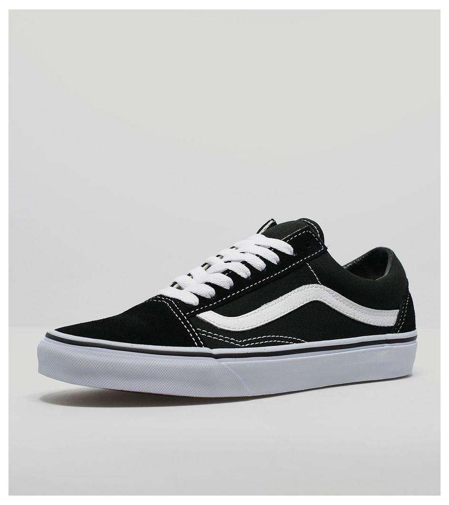 Vans Old Skool Women's, Black/White