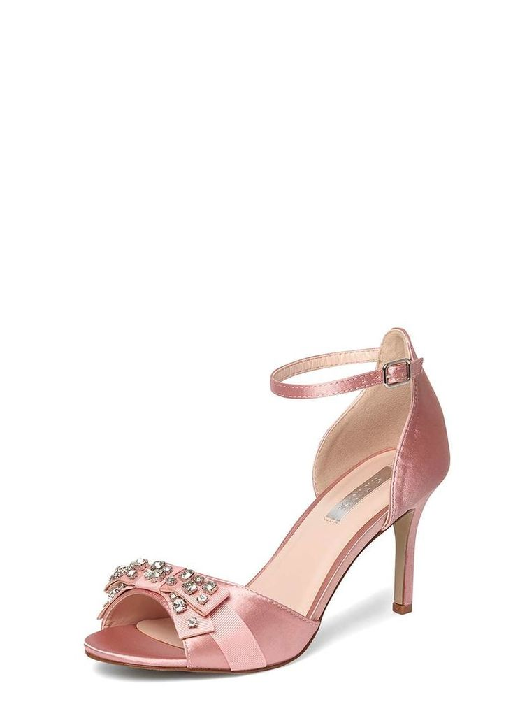Womens **Showcase Blush 'Suki' Sandals- Pink