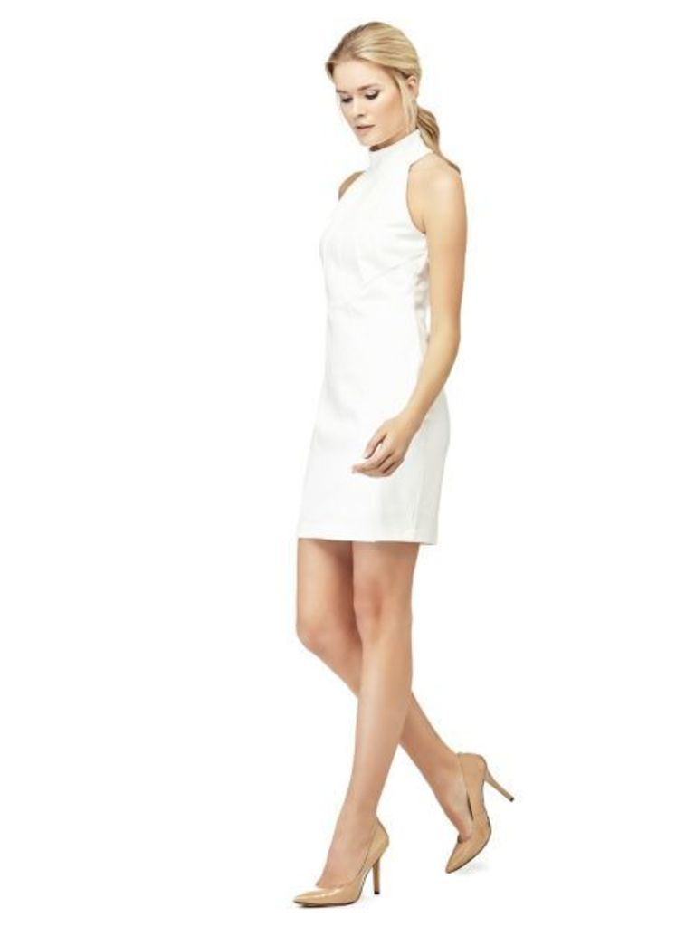 Guess Dress With High Neck