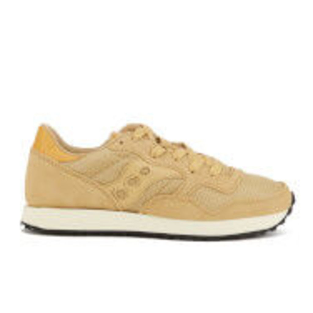 Saucony Women's DXN Trainers - Tan - UK 6