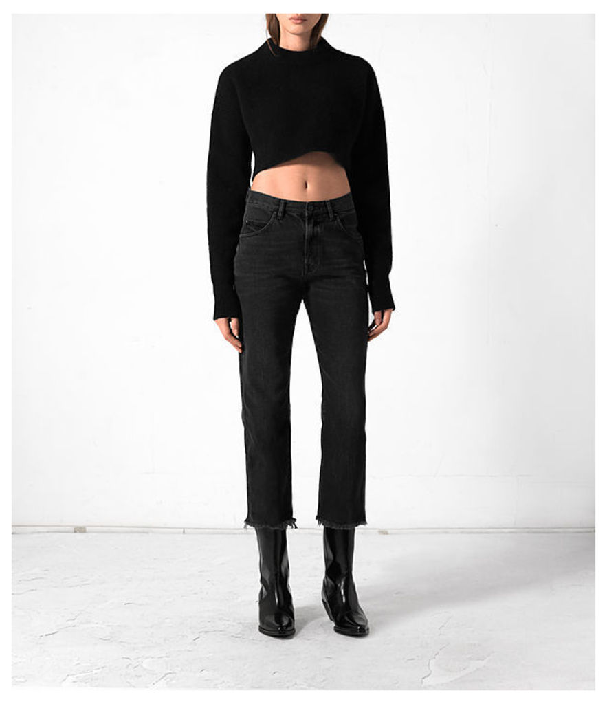 Cropped Naomi Jumper