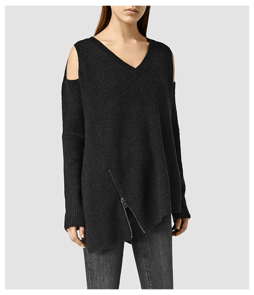 Able Open Shoulder Jumper