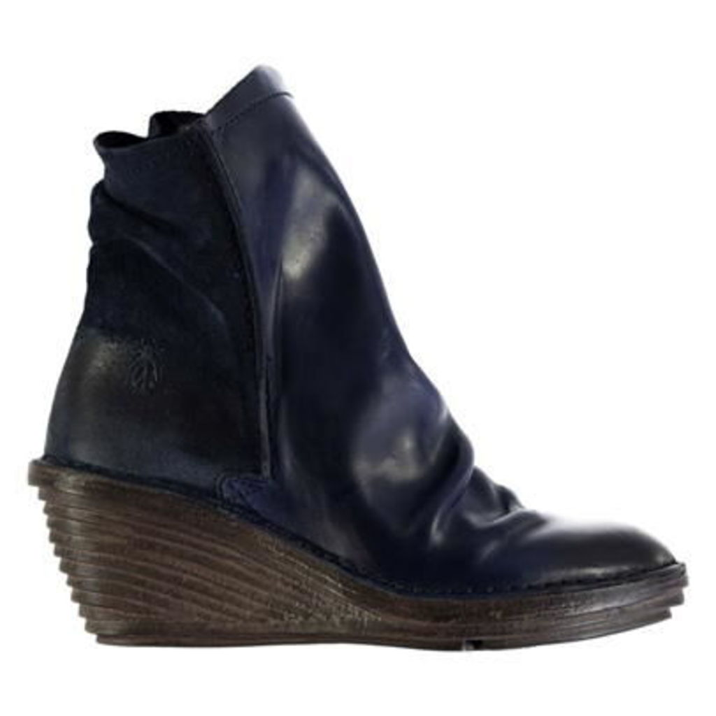 Fly London Slou Wedge Ankle Boot Ladies