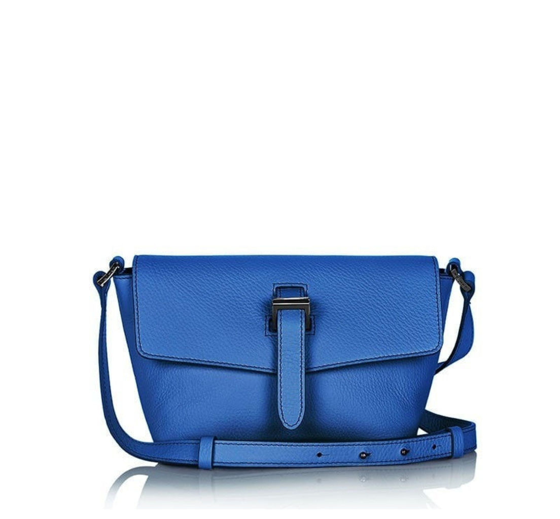 Maisie Micro Cobalt Blue