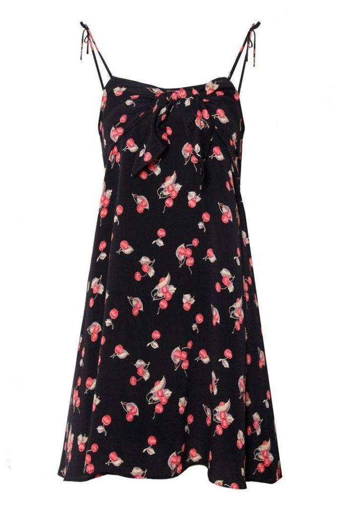 Cherry Tank Dress