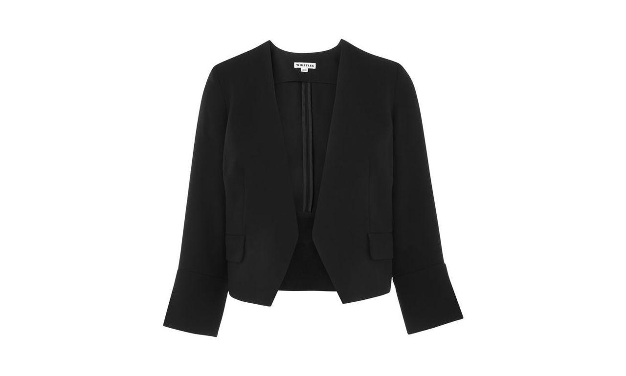 Split Cuff Alina Jacket