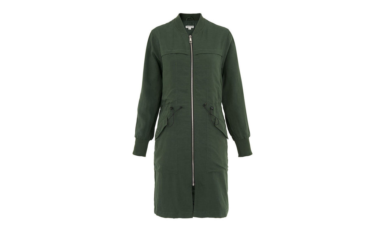 Longline Casual Jacket