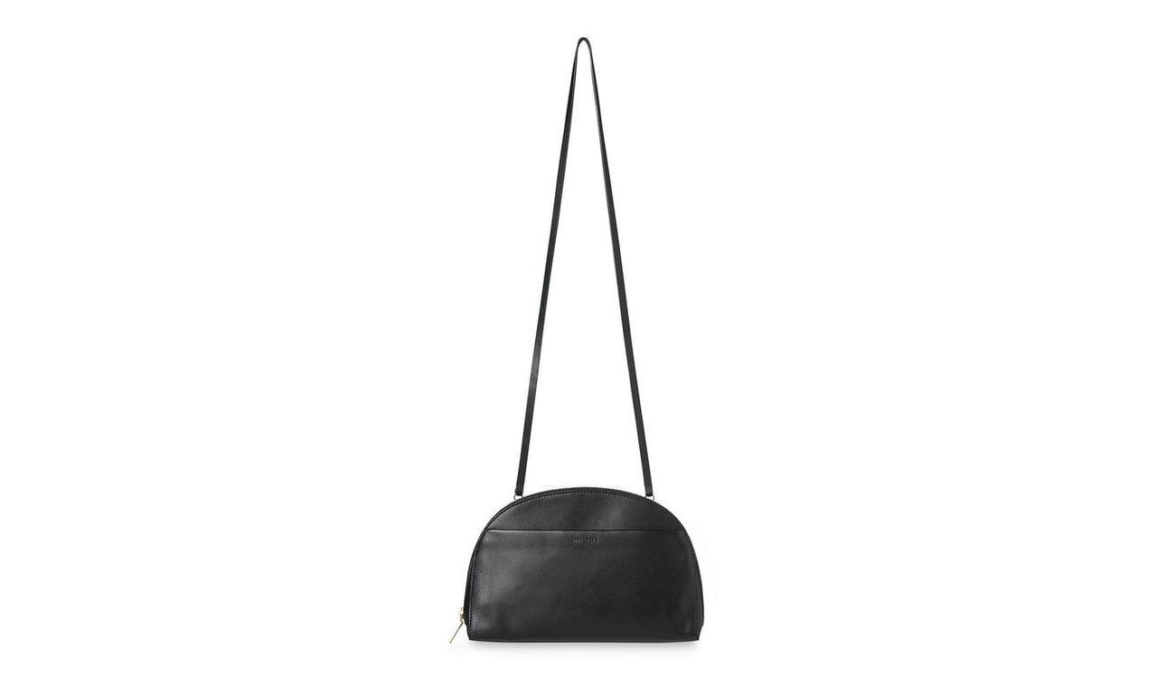 Corso Large Half Moon Bag