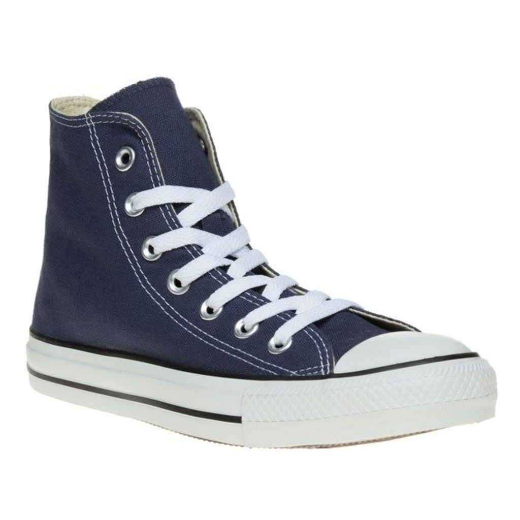 Converse All Star Hi Trainers, Navy