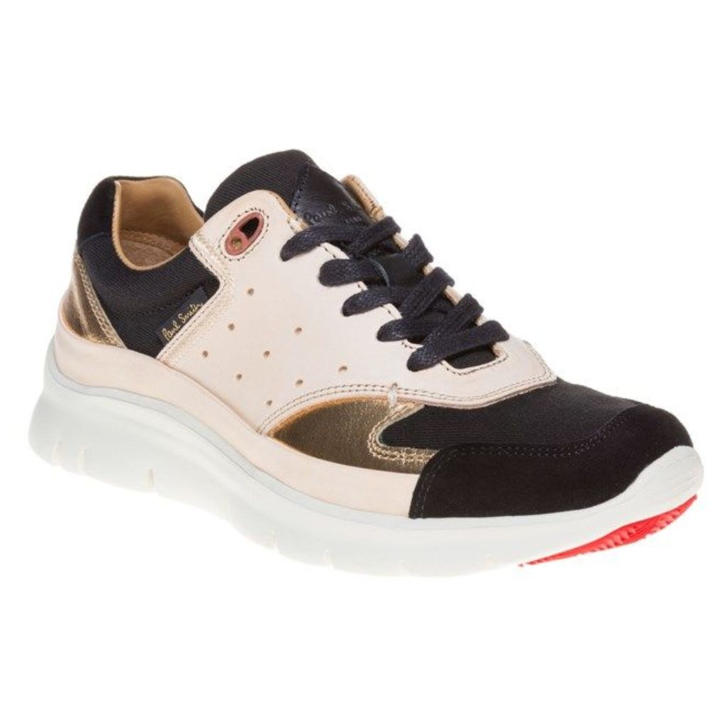 Paul Smith Shoe October Trainers, Black