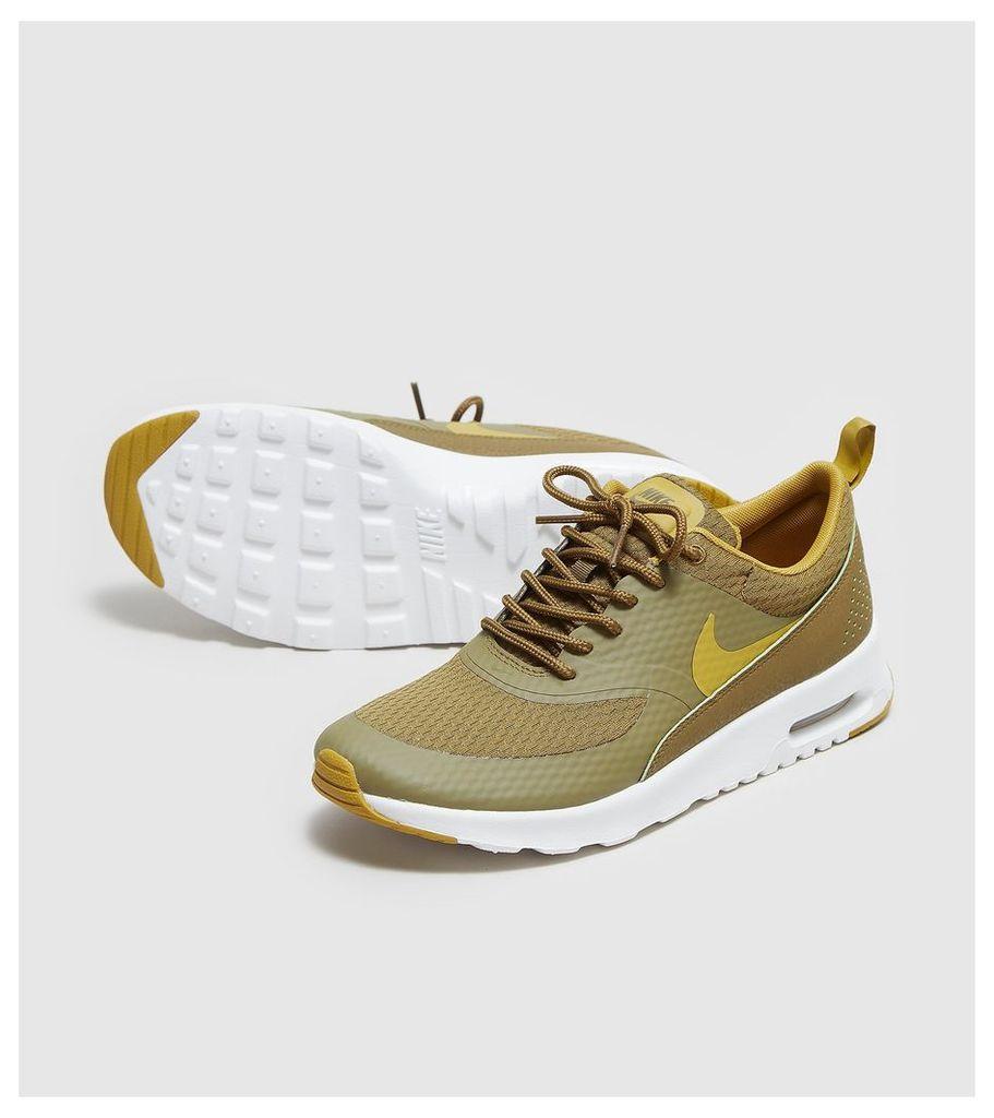 Nike Air Max Thea Textile Women's, Green/White