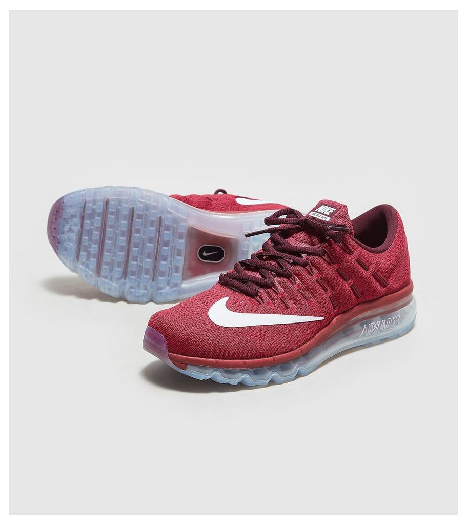 Nike Air Max 2016 Women's, Red