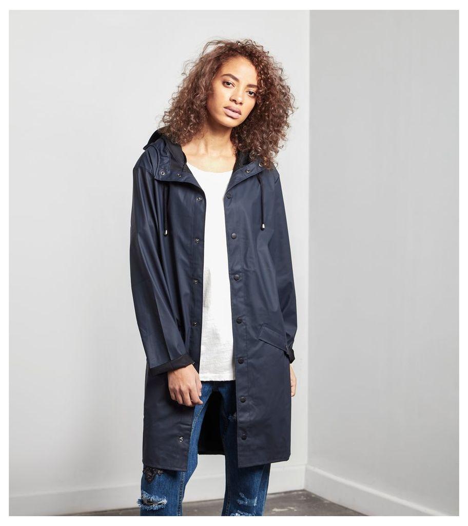 RAINS Jacket, Blue