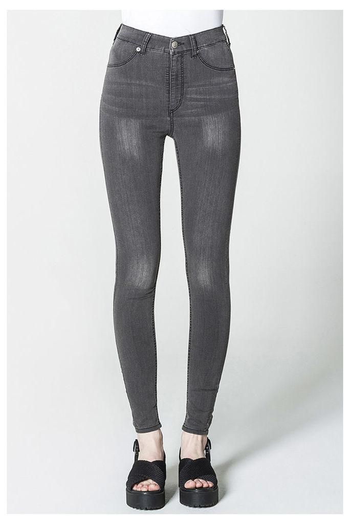 High Spray Great Grey Jeans