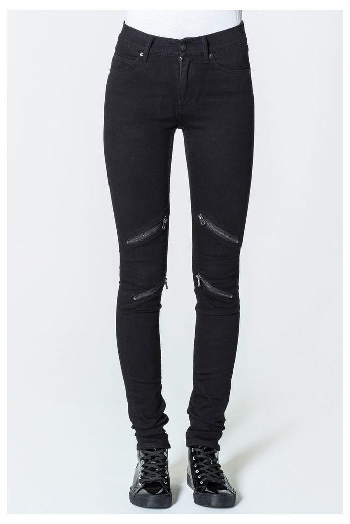 Tight Inter Black Jeans