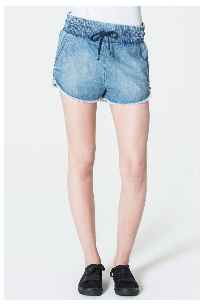 Flow Light Blue Shorts