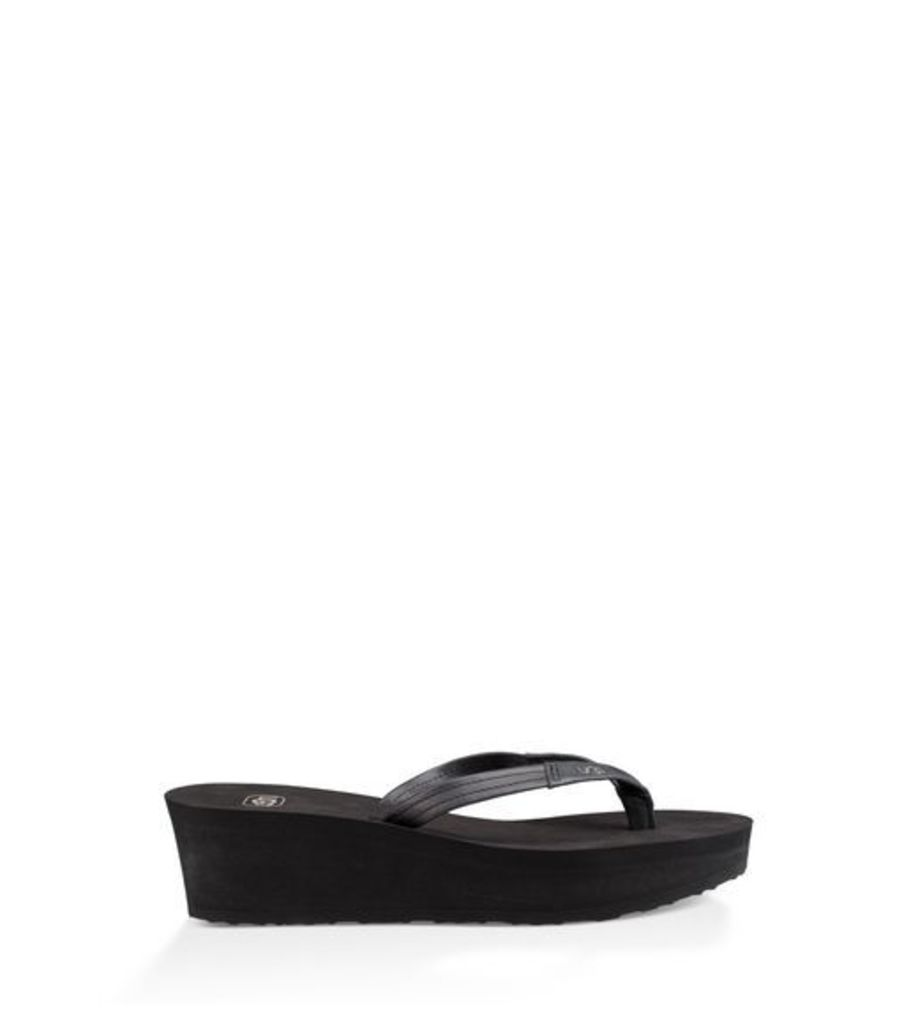 UGG Ruby Womens Sandals Black 6