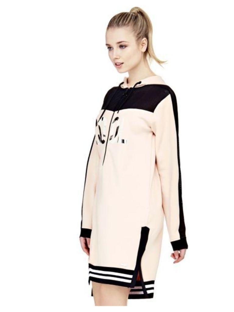 Guess Oversize Fleece Dress