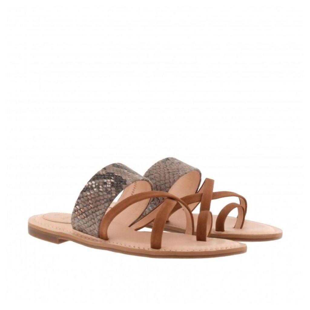 Joop! Sandals - Kadmeia Medea Sandal Cognac - in cognac - Sandals for ladies