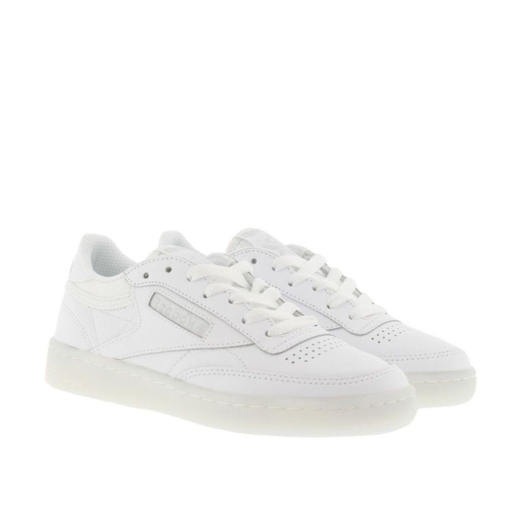 Reebok Sneakers - Club C 85 On The Court Sneaker White/Light Solid Grey - in white - Sneakers for ladies