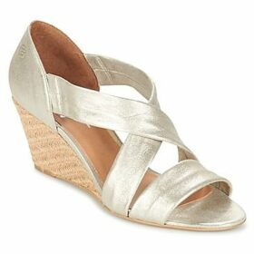 Betty London  GORDA  women's Sandals in Gold