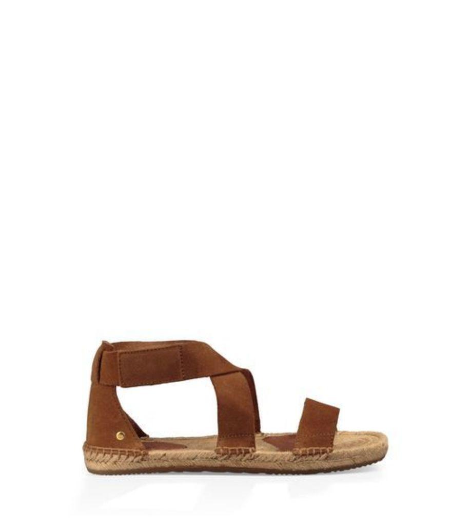 UGG Mila Womens Sandals Chestnut 10