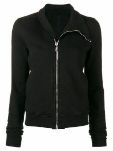 Rick Owens DRKSHDW zipped-up cardigan - Black