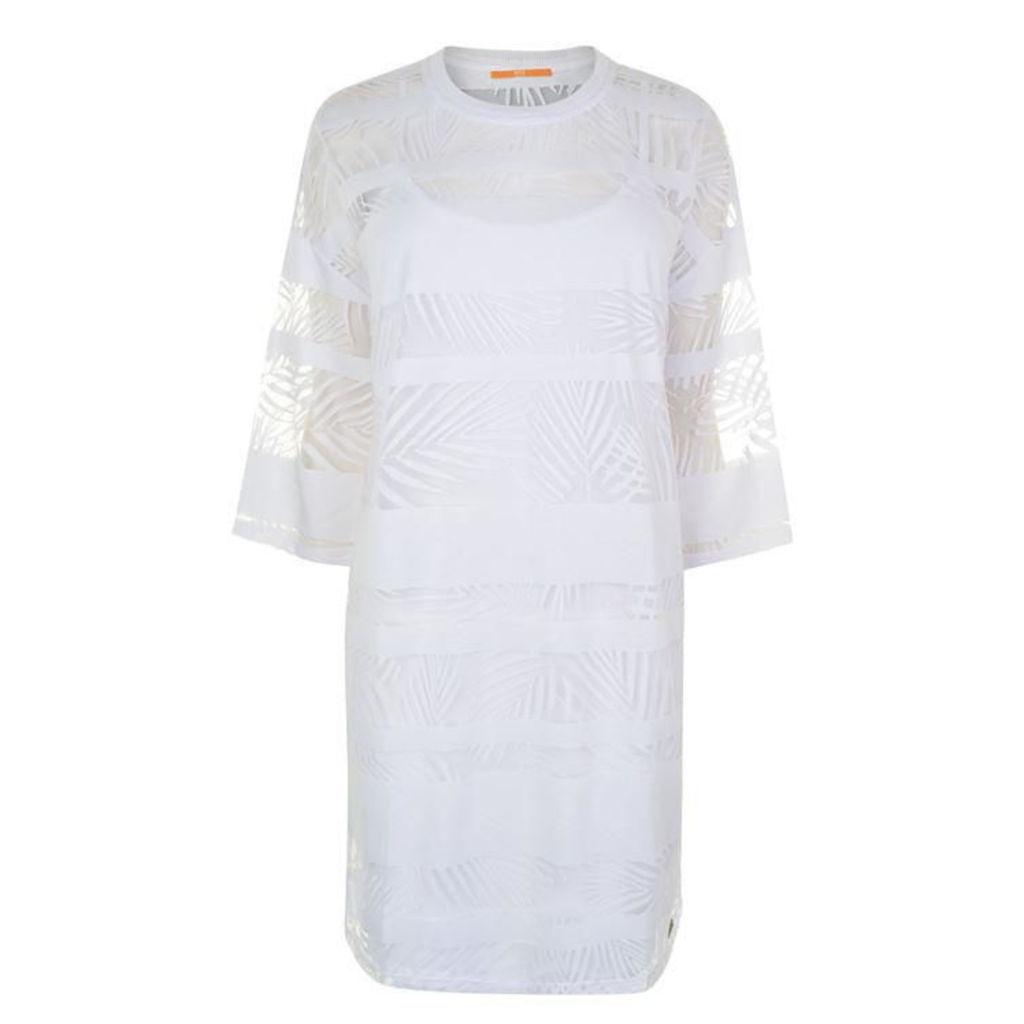 BOSS ORANGE Diburn T Shirt Dress
