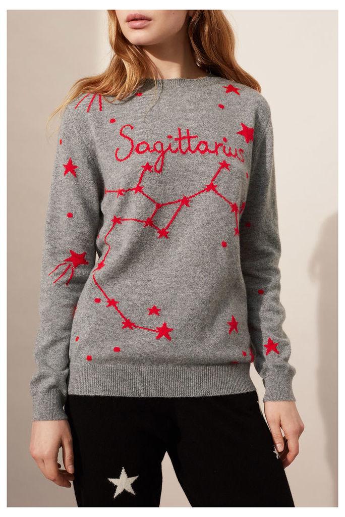 NEW EXCLUSIVE Sagittarius Cashmere Sweater