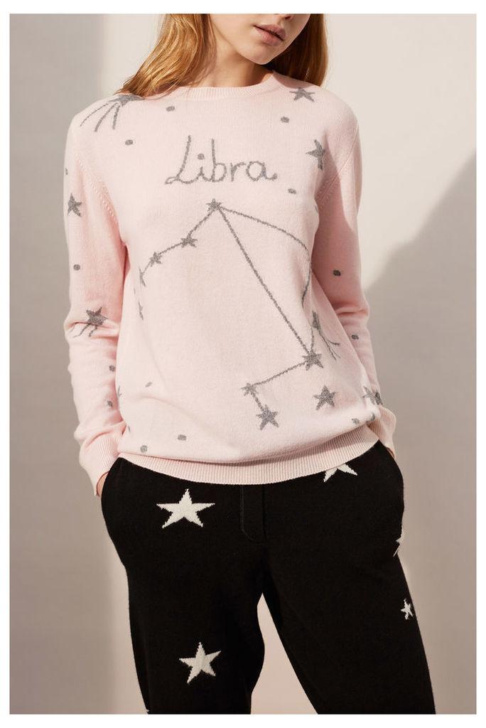 NEW EXCLUSIVE Libra Cashmere Sweater