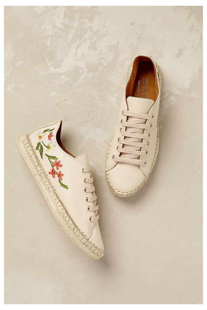 Isola Floral Espadrille Trainers