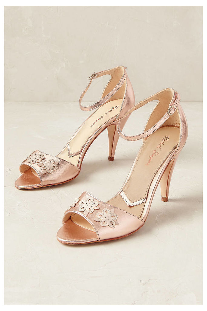 Darcie Rose Gold Heels
