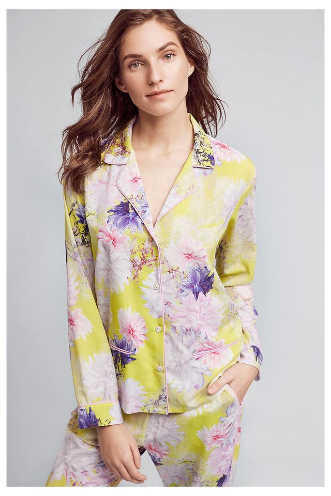 Elderflower Pyjama Shirt